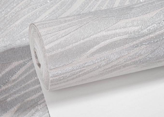 Zelfklevend Vinyl Behang : Modern zelfklevend vinylbehang geluiddicht voor