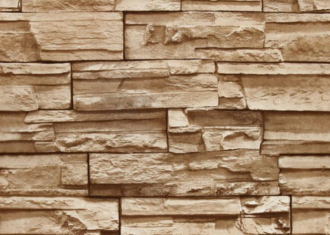 Verwijderbare de baksteeneffect van pvc 3d behang baksteeneffect betaalbare muurbekledingen - Behang effect van materie ...