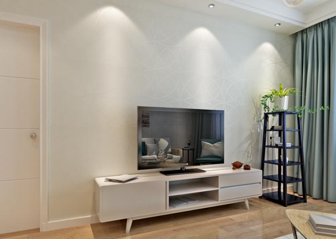 Woonkamer Behang Modern : Beige niet geweven wallcovering document modern gestreept behang