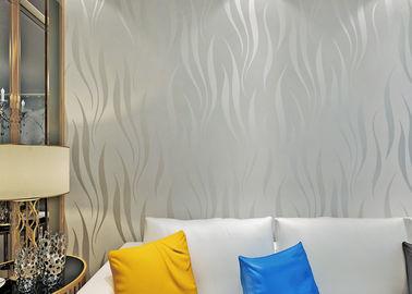 Niet-geweven Schuim Modern Zelfklevend Behang, 3D Schil en Bekledingen van de Stokmuur