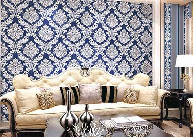 Het moderne Behang van de het Damast Lage Prijs van Stijlpvc voor Bureau/Huisdecoratie, ZAKce