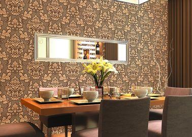 0.53*10m maakte de Goedkope Prijs Bloemenbehang voor Huisdecoratie in reliëf, Vermelde SGS CSA