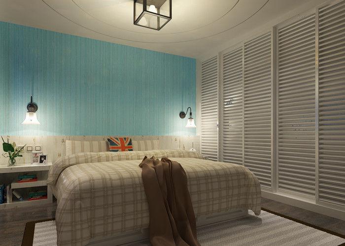 Het waterdichte behang van de huisdecoratie verwijderbare vinyl