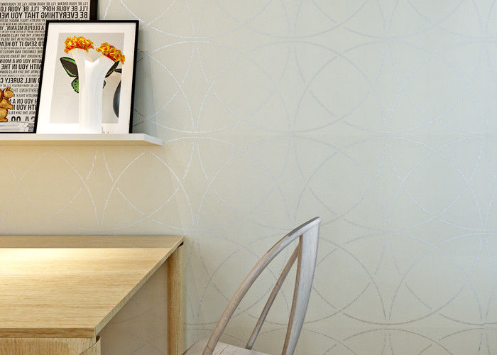 Woonkamer Behang Modern : Beige niet geweven wallcovering document modern gestreept behang