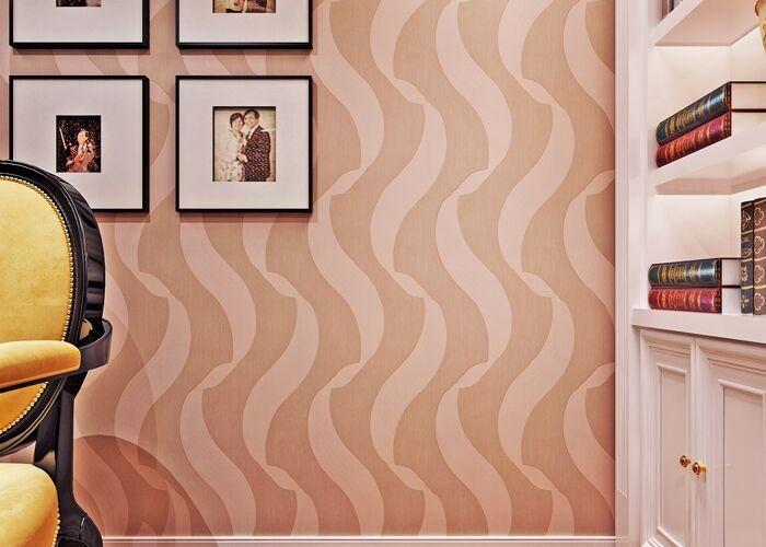 Niet geweven wallcovering voor huisdecoratie